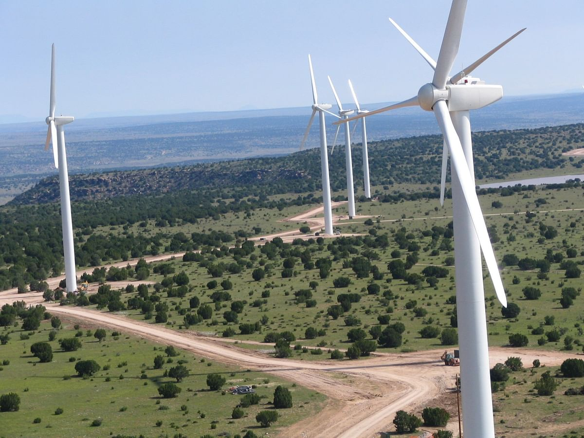 GE to Repower Leeward's Aragonne Wind Project in New Mexico