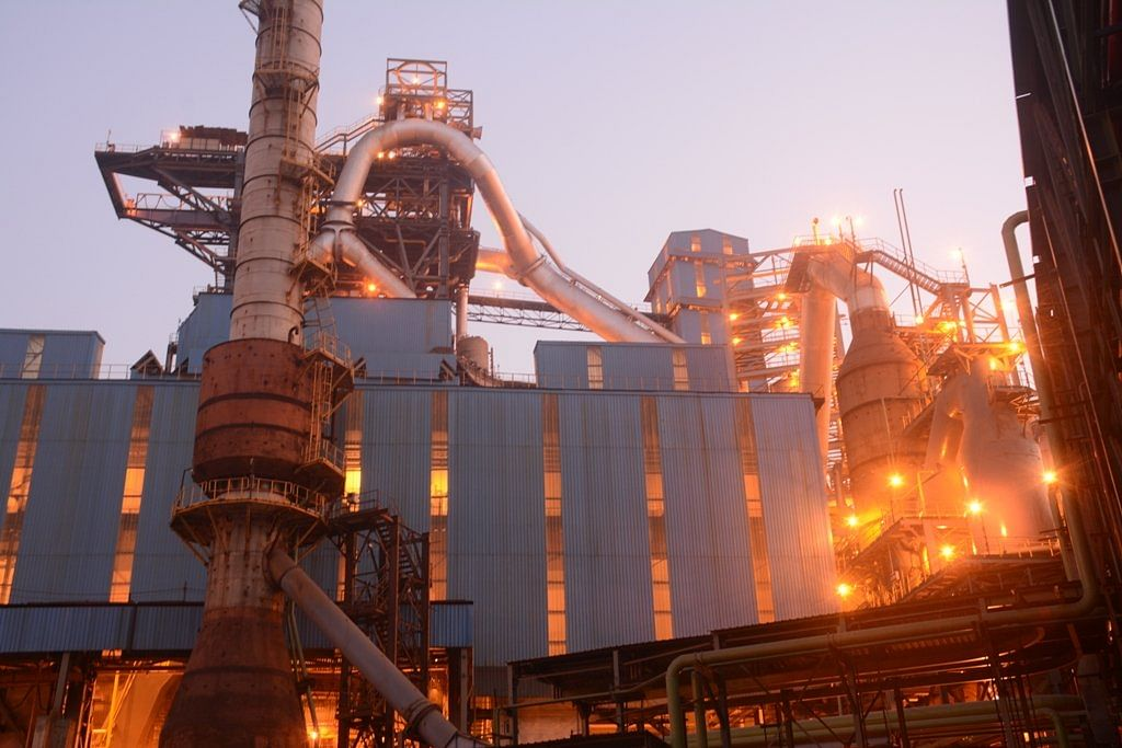 SAIL BSP Sets New Record of Daily Hot Metal Production