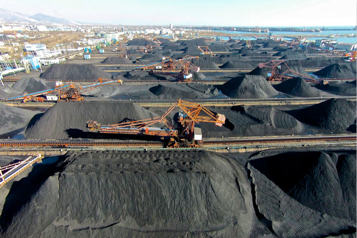 Chinese Coal Imports in 2020 up by 1.5%