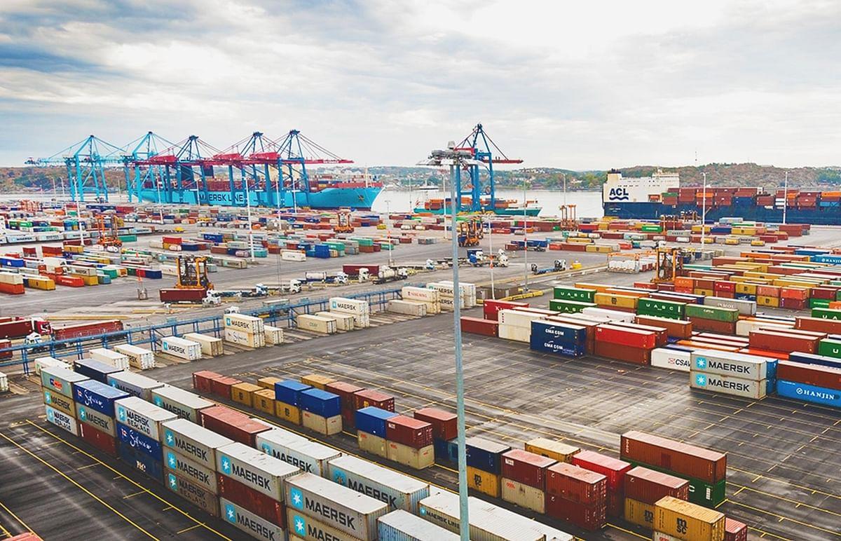APM Terminals Gothenburg Sees Fastest Growth in Sweden