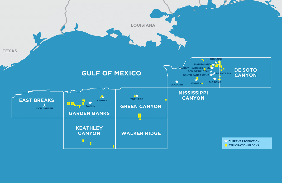 Kosmos Energy Exploration Success in the US Gulf of Mexico