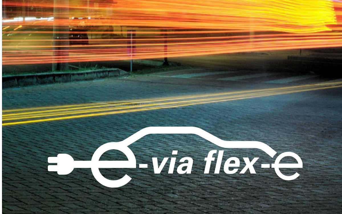 European E-VIA FLEX-E Project Chargers Operational in Italy