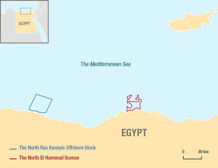 Total Enters a New Operated Exploration Permit in Egypt
