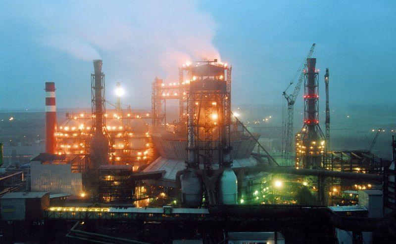ArcelorMittal Kryvyi Rih Steel Production Shrinks in 2020