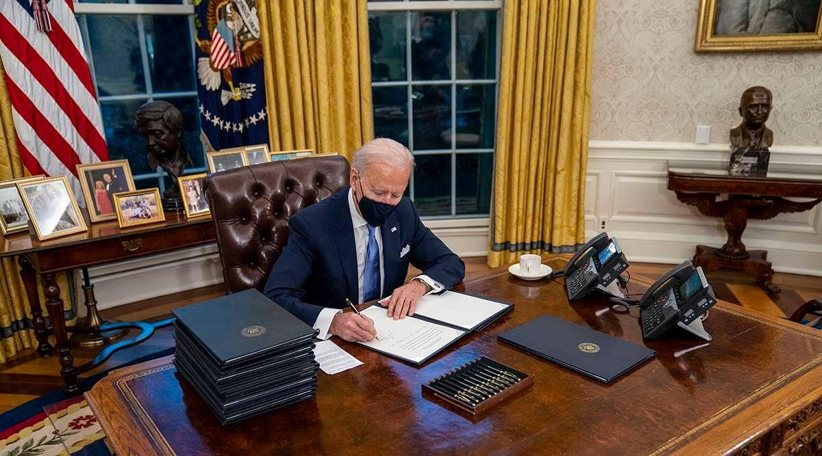 USW Welcomes Mr Biden Administration