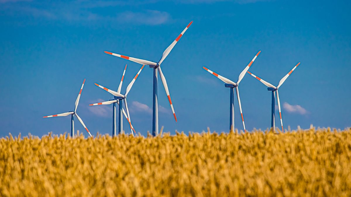 Bedburg Wind Farm