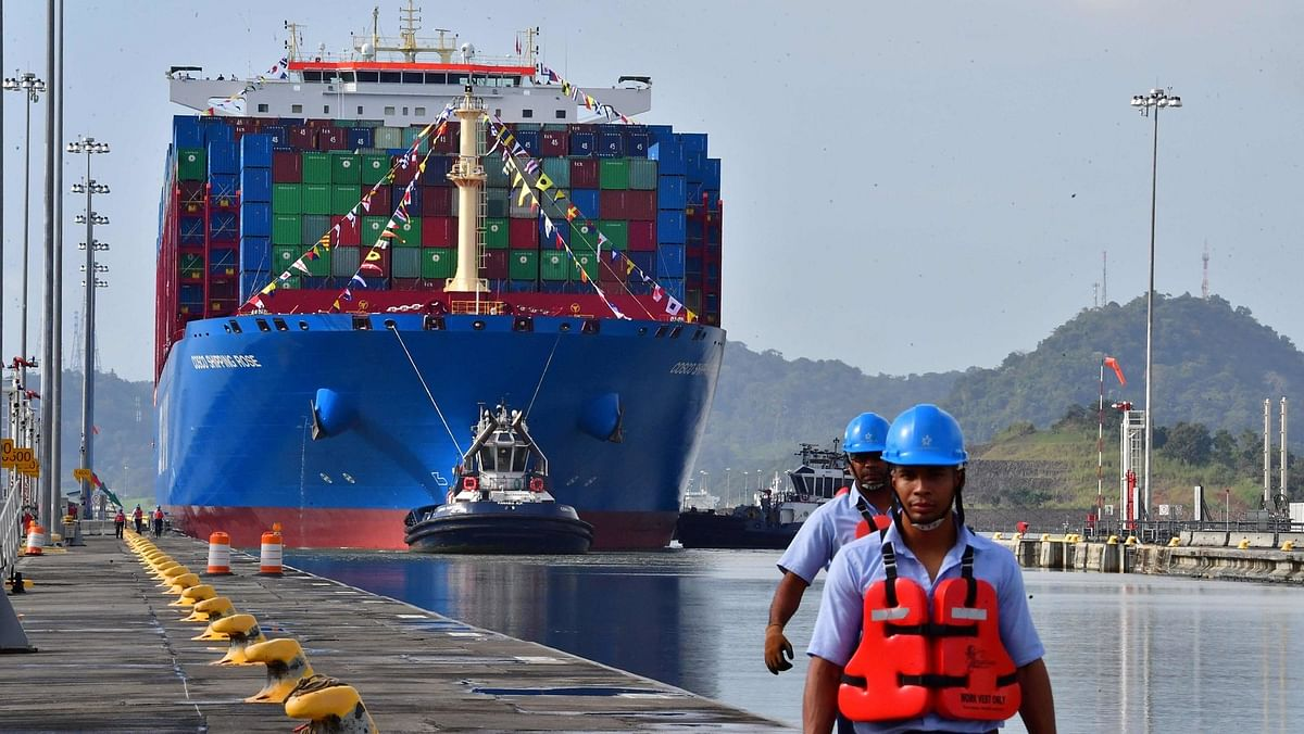 Panama Canal Opens 2021 with 50 Feet Draft