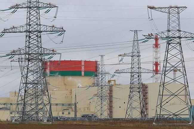 Belarus NPP Power Unit 1 Operatiing at 100% Capacity