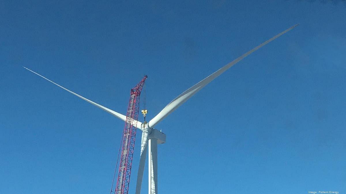 Western Spirit Wind Farms