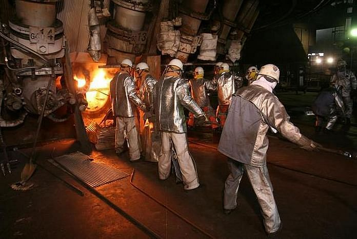 Nippon Steel Restarts Kashima Blast Furnace