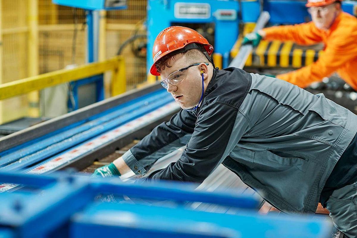Hydro's Aluminium Extrusion Plant in Tonder ASI Certified