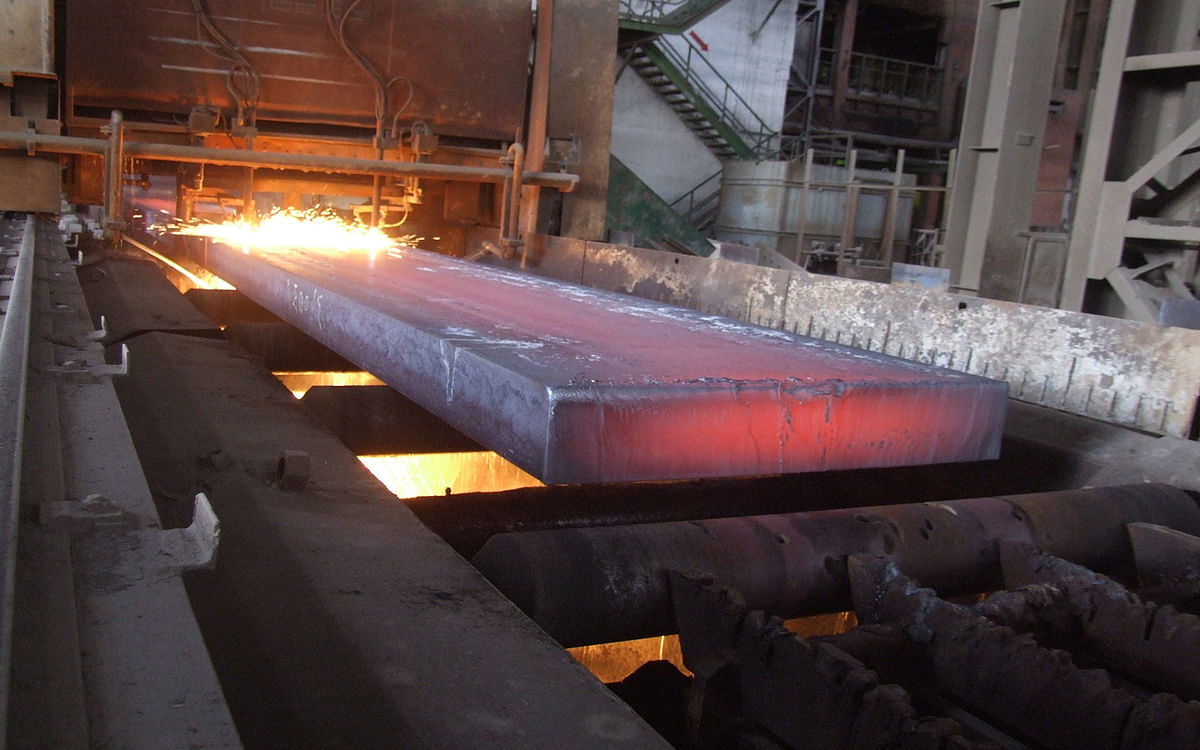 Egypt to Compensate Worker at Liquidated Iron and Steel Company