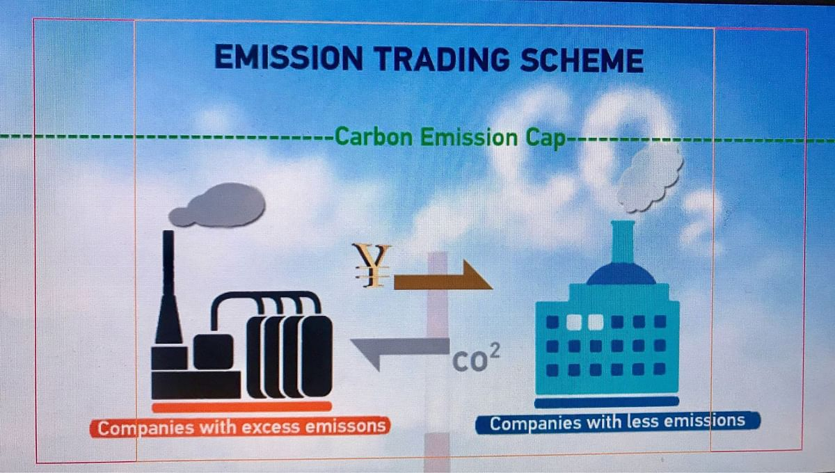 China to Launch Emissions Trading Scheme in February