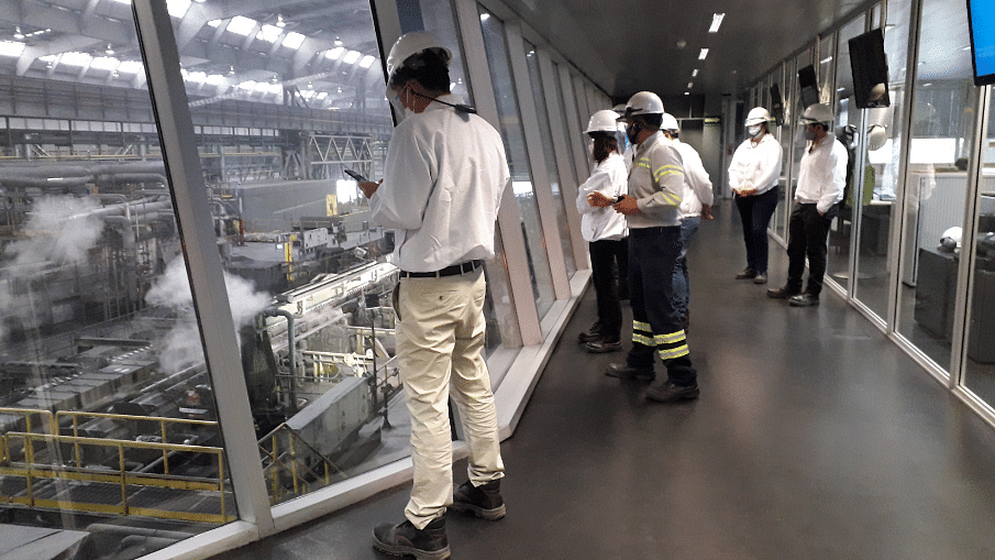 Tenaris to Supply Seamless Pipes to Samsung for Dos Bocas Refinery