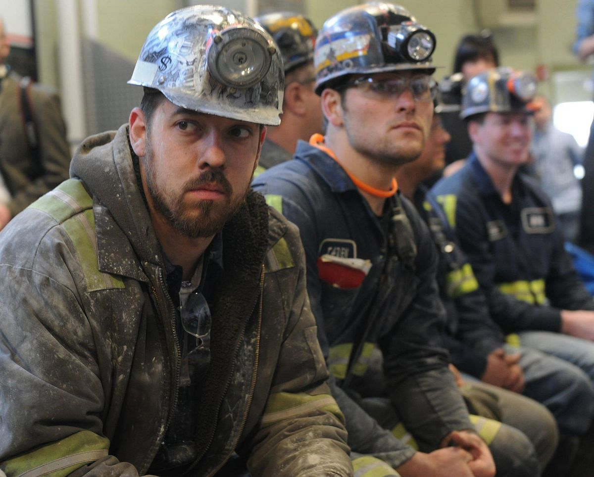 Coal Miner Fatalities US