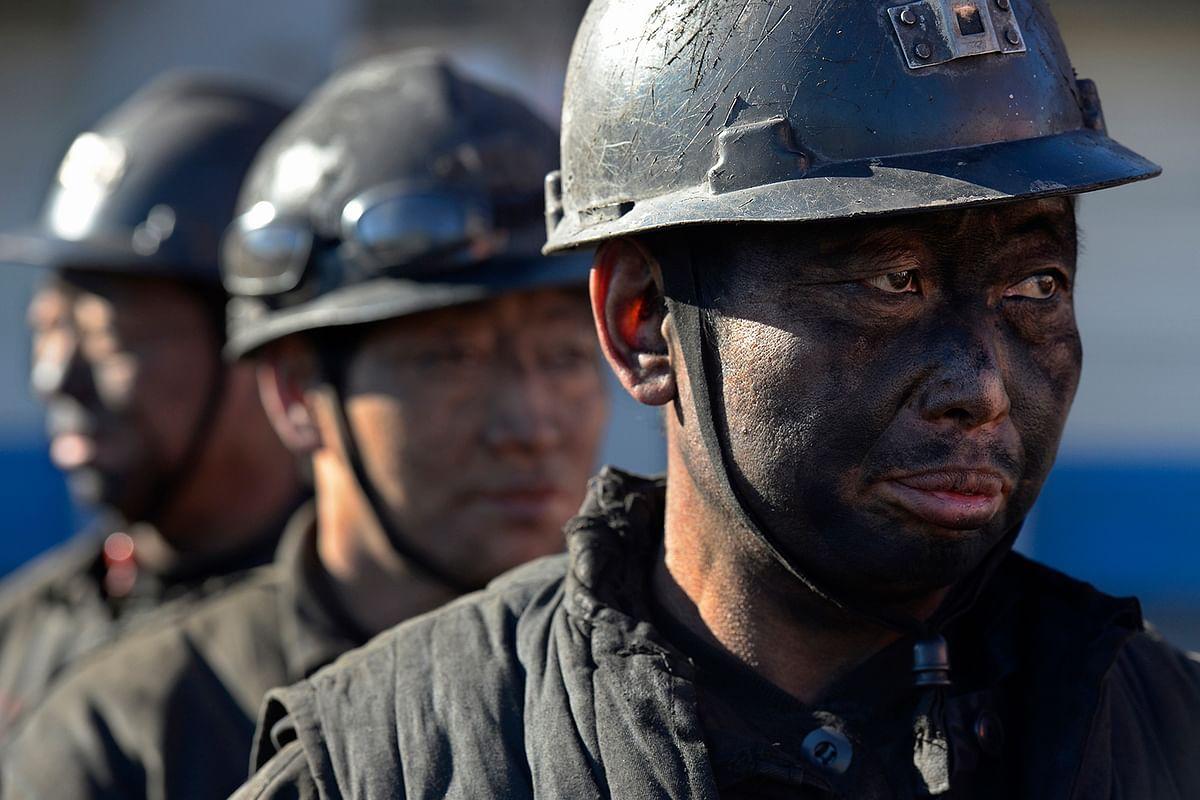 Shanxi Coal Mines