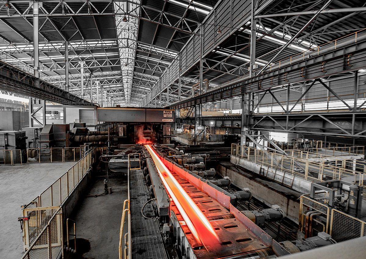 Hadisolb Liquidates Steel Plant in Helwan