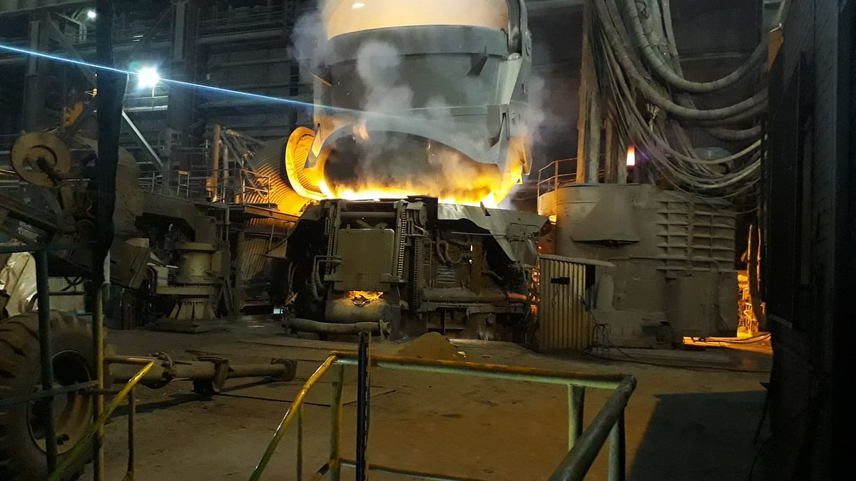 LIBERTY Steel Restarts Huta Czestochowa Electric Arc Furnace