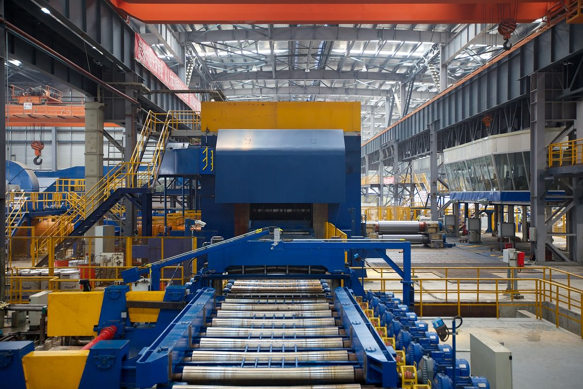 Baowu Aluminum Technology Starts Aluminium Production in Henan
