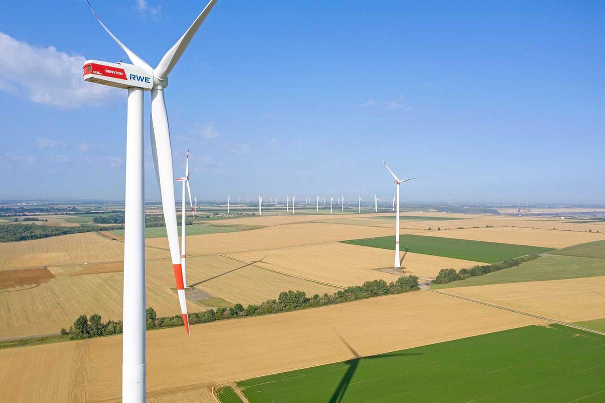 RWE is Expanding Onshore Wind Farm Portfolio