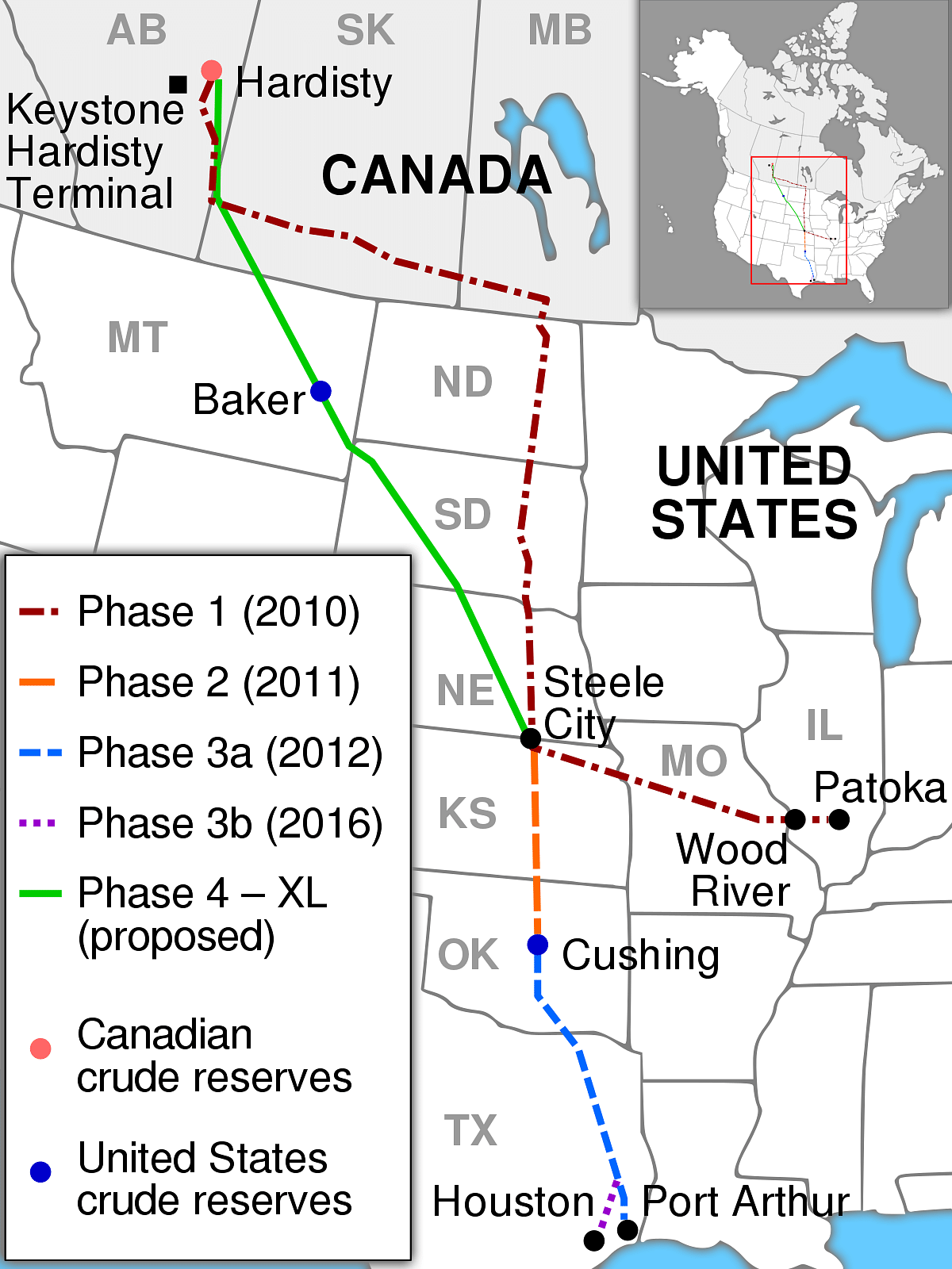 TC Energy Launches Season for the Keystone Pipeline System