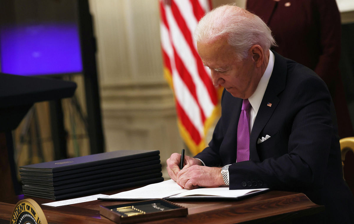 US President Mr Biden to Strengthen Buy American Provisions