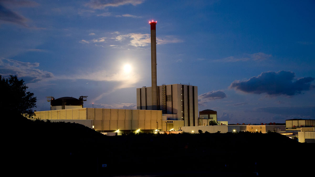 Vattenfall Ringhals 1 Nuclear Reactor Shuts Down