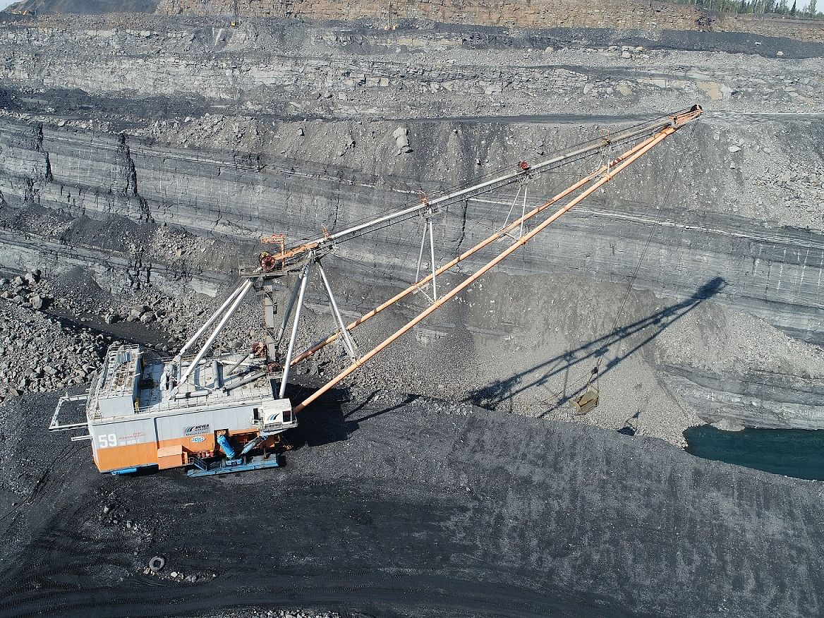 Southern Kuzbass Coal