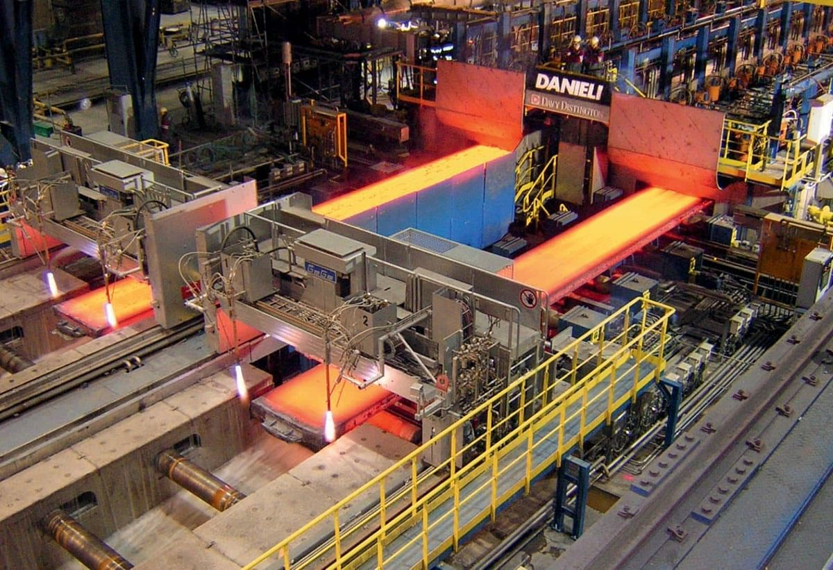 US Steel Production Capacity Utilization Climbs to 75% in Week 53