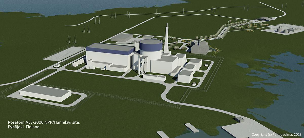 Rosatom Submits Hanhikivi-1 NPP Design to Fennovoima Oy