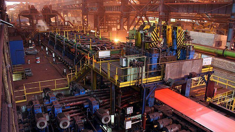 LIBERTY Steel Rolls First Plate at Huta Czestochowa in Poland