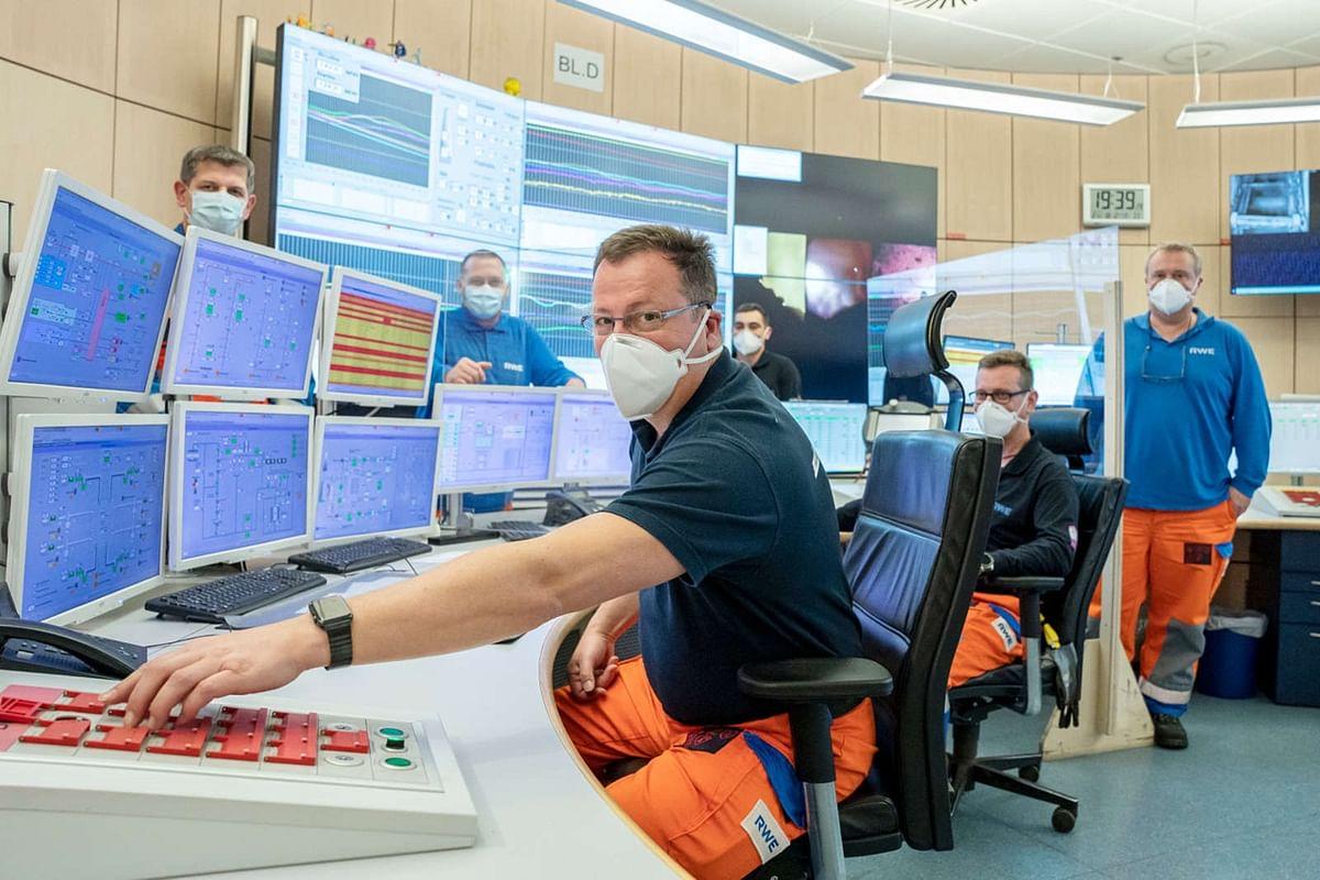 RWE Power Takes Unit D in Niederaussem Off Grid
