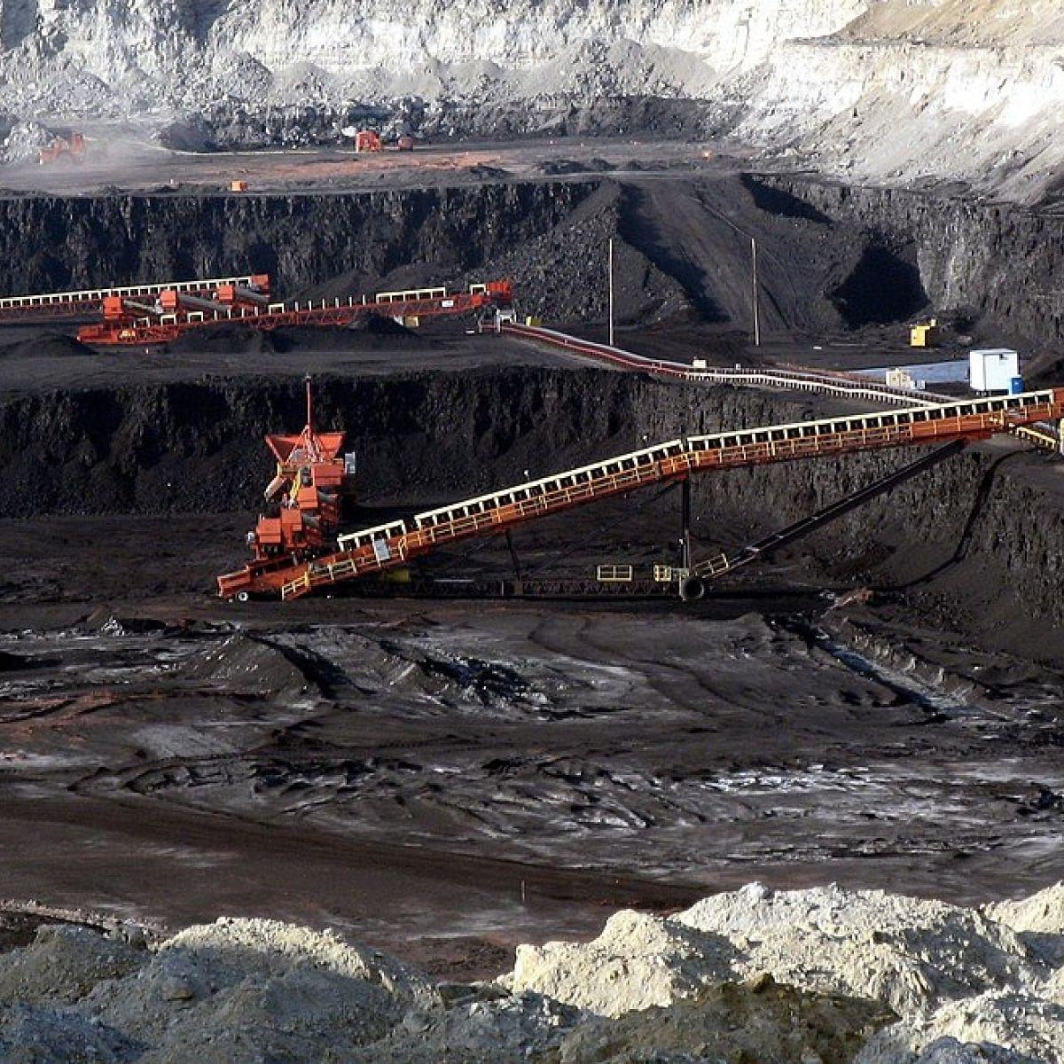 Mahagenco Coal Mine