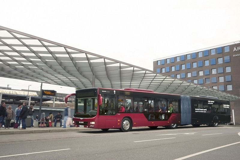 Volanbusz Orders 204 MAN Lion's City Articulated Buses