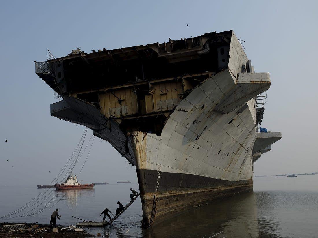 GMS Market Commentary on Ship Breaking in Week 02 - Swift Retreat