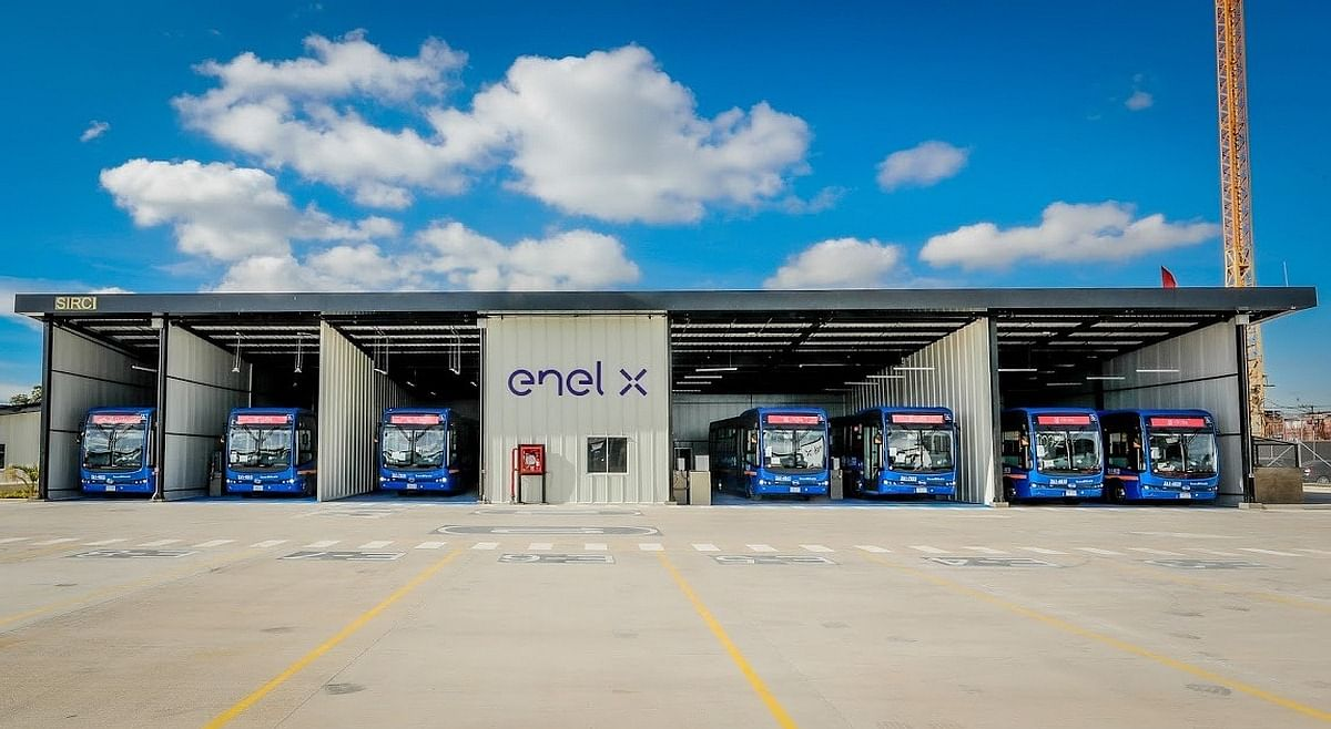 Enel X to Supply 401 Electric Buses & 2 Electroterminals in Bogota