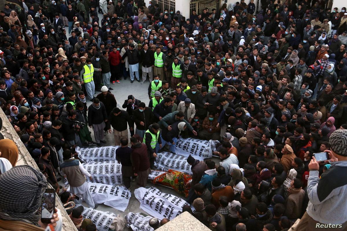 11 Coal Miners Shot Dead in Balochistan