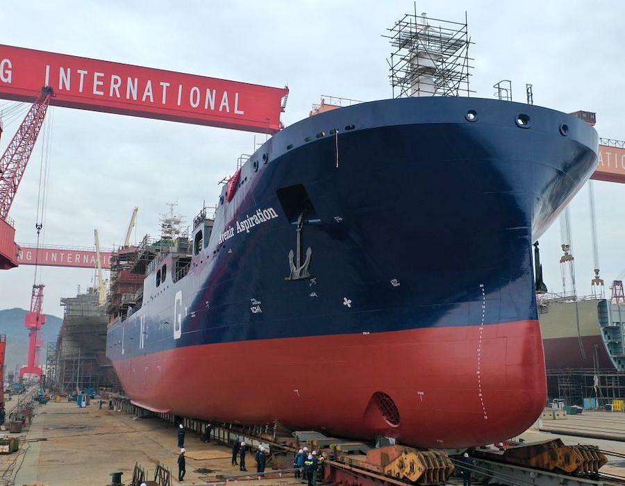 Avenir LNG Launches Avenir Aspiration