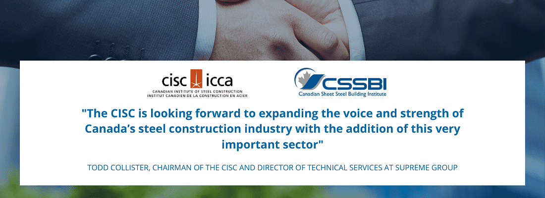 CISC & CSBI Combine Resources in Canada
