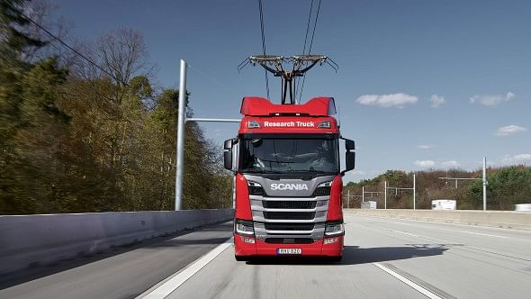 Sweden & Germany Leading Development for Electric Roads
