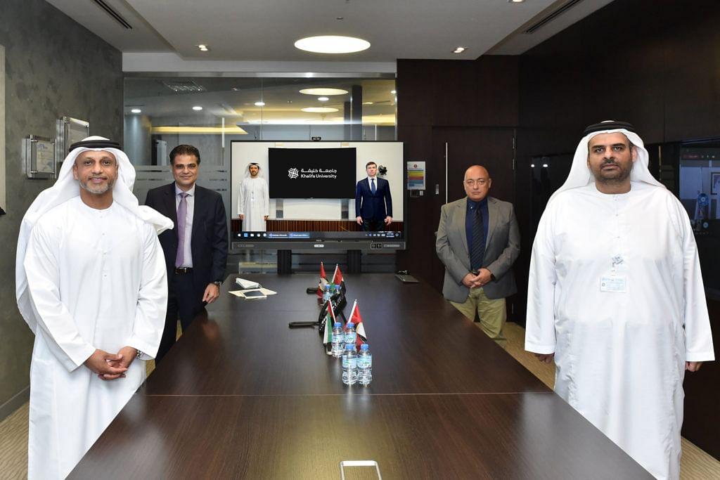 Emirates Steel & Khalifa University in Key R&D Collaboration