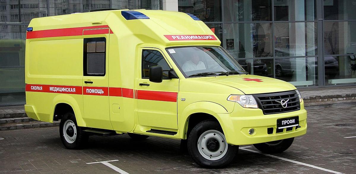 UAZ Profi Resuscitation Vehicles for Medical Institutions