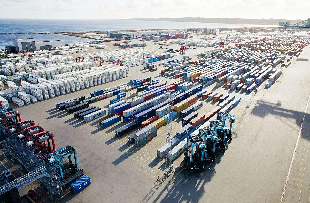 APM Terminals Aarhus Sets Volume Records in 2020