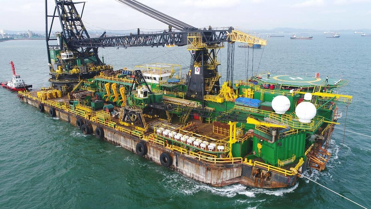 Qtargas Awards Offshore Engineering Contract to McDermott