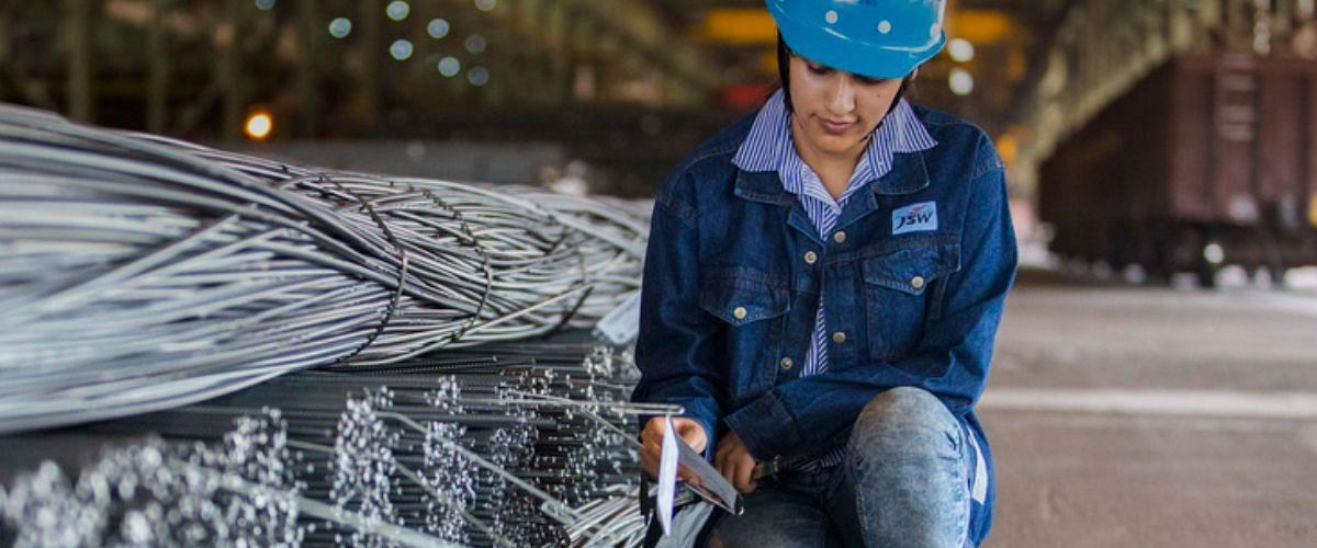JSW Steel Capacity Utilization Improves to 91% in Oct-Dec Quarter