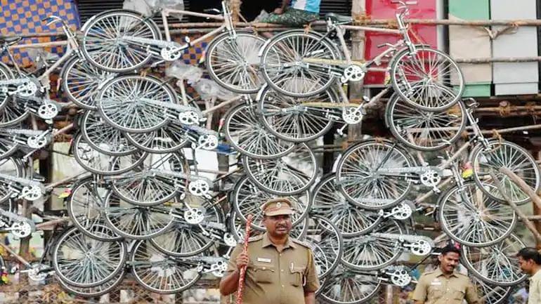Ludhiana Steel Users Denounce Steel Price Hike
