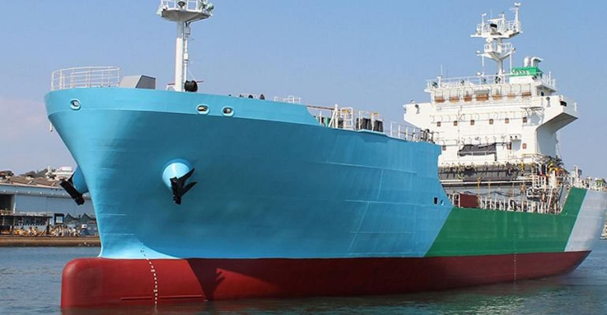 Keppel Delivers LNG Bunkering Vessel in Singapore