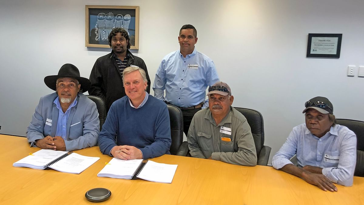 Iron Bridge builds on Fortescue's Support for Aboriginal Businesse