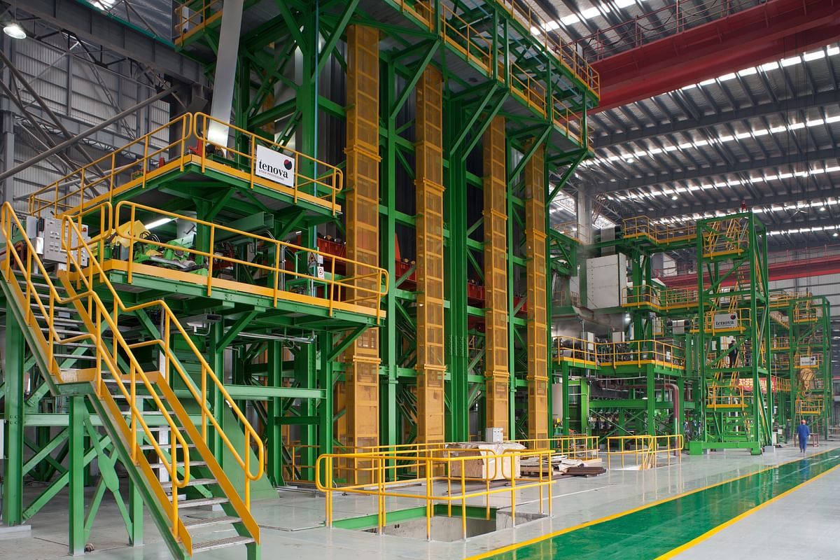 Malaysian PERSTIMA Orders Tinning Line from Tenova