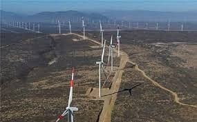 Repsol & Ibereolica Renovables Constructing Wind Farm in Chile